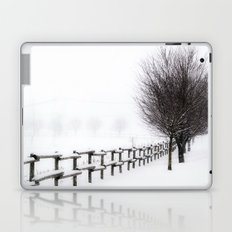 The Magic of Snow Laptop & iPad Skin