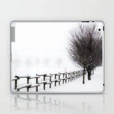 The Magic of Snow Laptop & iPad Skin