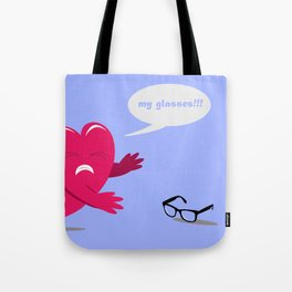 Love Blinded Tote Bag