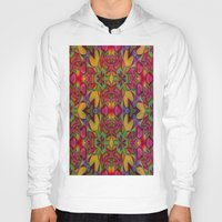 escher Hoodies featuring Escher Tile by RingWaveArt