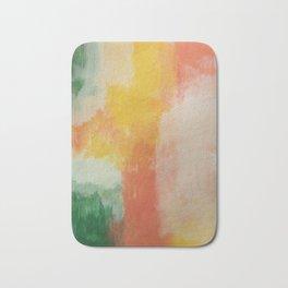 multi color wall art Bath Mat