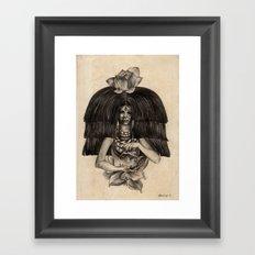P I S C E S  Framed Art Print