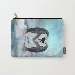 Listen Hard (Penguin Dreams) Carry-All Pouch