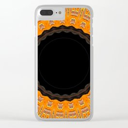Some Other Mandala 240 Clear iPhone Case