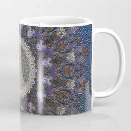 Summer Evening Mandala Coffee Mug