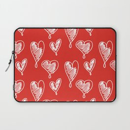 friends hearts Laptop Sleeve