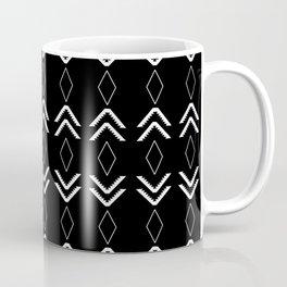 Tribal Pattern Aztec #2 #minimal #decor #art #society6 Coffee Mug