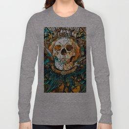 Old Skull Long Sleeve T-shirt