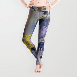 Bluey Floral Leggings
