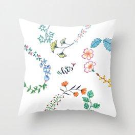 HeartilyEverAfter Pillow Cover (His) Throw Pillow