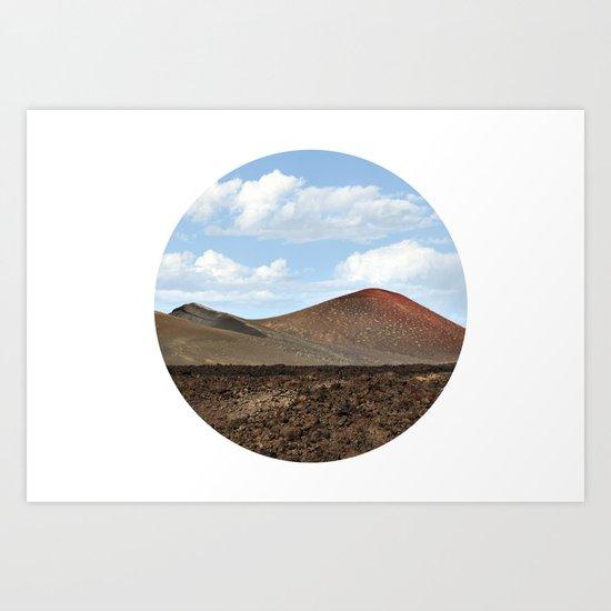Lanzarote Landscapes - Spain Art Print
