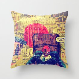 It Cannot Be! Throw Pillow