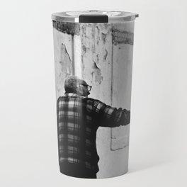 What's behind the corner? Travel Mug