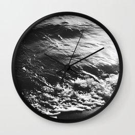 Roll Tide V Wall Clock
