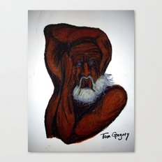 Zack's Canvas Print