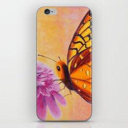 Happiness | Bonheur iPhone Skin
