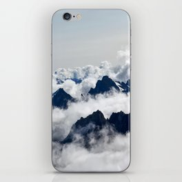 mountain # 5 iPhone Skin