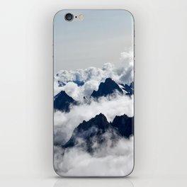 mountain # 5 iPhone Skin