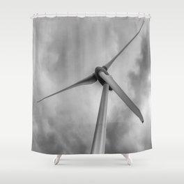 Scottish Power No.1 Shower Curtain