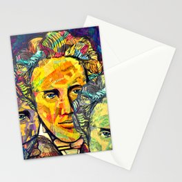 Distractions Stationery Cards