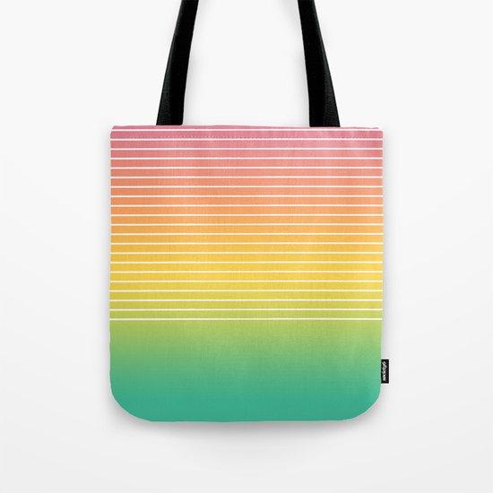 Tropical Fruit Tote Bag