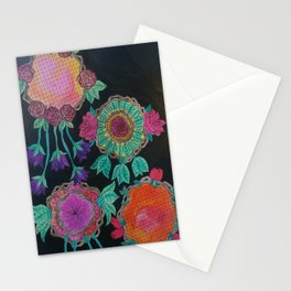 Floral Dreamcatcher Stationery Cards