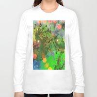 "gemini Long Sleeve T-shirts featuring "" Gemini "" by shiva camille"