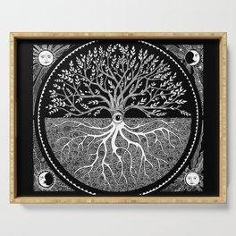 Druid Tree of Life Serving Tray