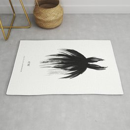 Little Black Gown Rug