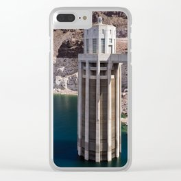 Hoover Dam VI Clear iPhone Case