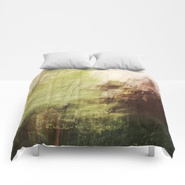 Trees in a dream Comforters