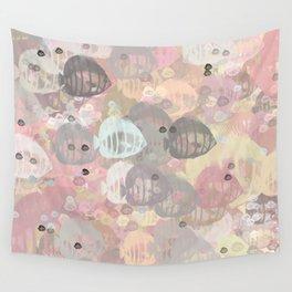 Fish Abstract Sea Life Wall Tapestry
