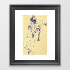 ensimismo Framed Art Print