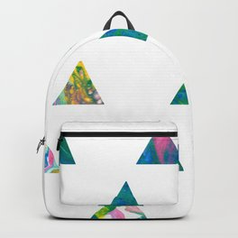 Fluid art Backpack