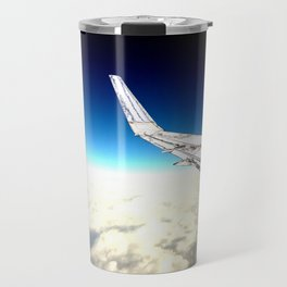 paper plane. Travel Mug