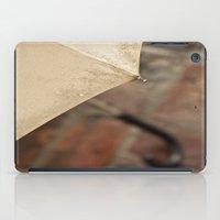 umbrella iPad Cases featuring Umbrella by Maite Pons