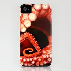 stuck on you iPhone (4, 4s) Slim Case