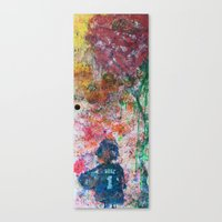child Canvas Prints featuring child by Jen Hynds