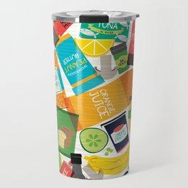 Wondercook Shopping Travel Mug