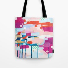 Asking for Directions Tote Bag