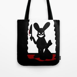 Bloody Bunny Tote Bag