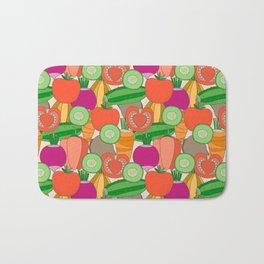 Vegetables Bath Mat