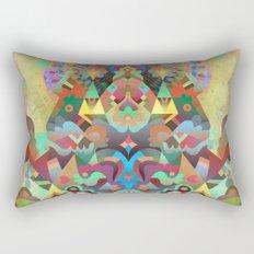 Dæmon [treatment 2] Rectangular Pillow