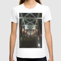 nashville T-shirts featuring Nashville Nights by Anthony J. Newton Designs