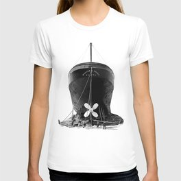Ship William E. Corey T-shirt