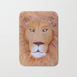 """Born Free"" Bath Mat"