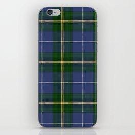 Tartan Of Nova Scotia iPhone Skin