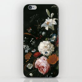 Antique Botanical I iPhone Skin
