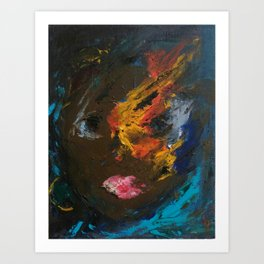sensless,  to join #bring back our girls Art Print