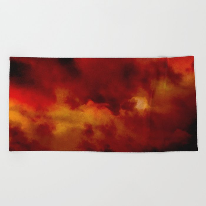 Courage Beach Towel
